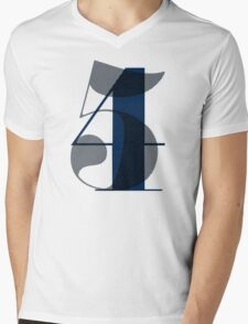45's @Studio 54 Mens V-Neck T-Shirt