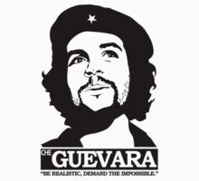 Che Guevara New by april nogami
