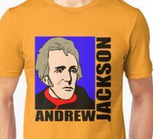 ANDREW JACKSON Unisex T-Shirt