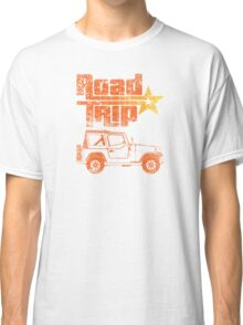 Road Trip in a Jeep Classic T-Shirt