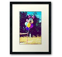 Balloons! Framed Print