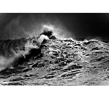 Winter Waves At Pipeline 13 Photographic Print