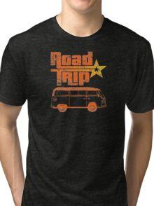 Road Trip in a Van Tri-blend T-Shirt