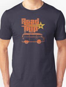 Road Trip in a Van Unisex T-Shirt