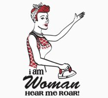 I am Woman by Barb Leopold