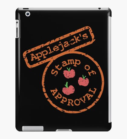 Applejack's Stamp iPad Case/Skin