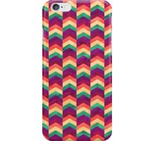 Colorful Chevron iPhone Case/Skin