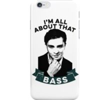 Chuck Bass iPhone Case/Skin