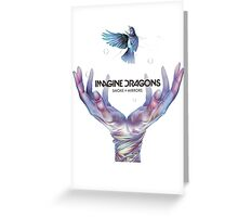 Smoke + Mirrors (Super Deluxe) - Imagine Dragons Greeting Card