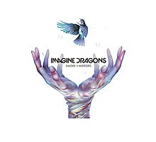 Smoke + Mirrors (Super Deluxe) - Imagine Dragons Photographic Print