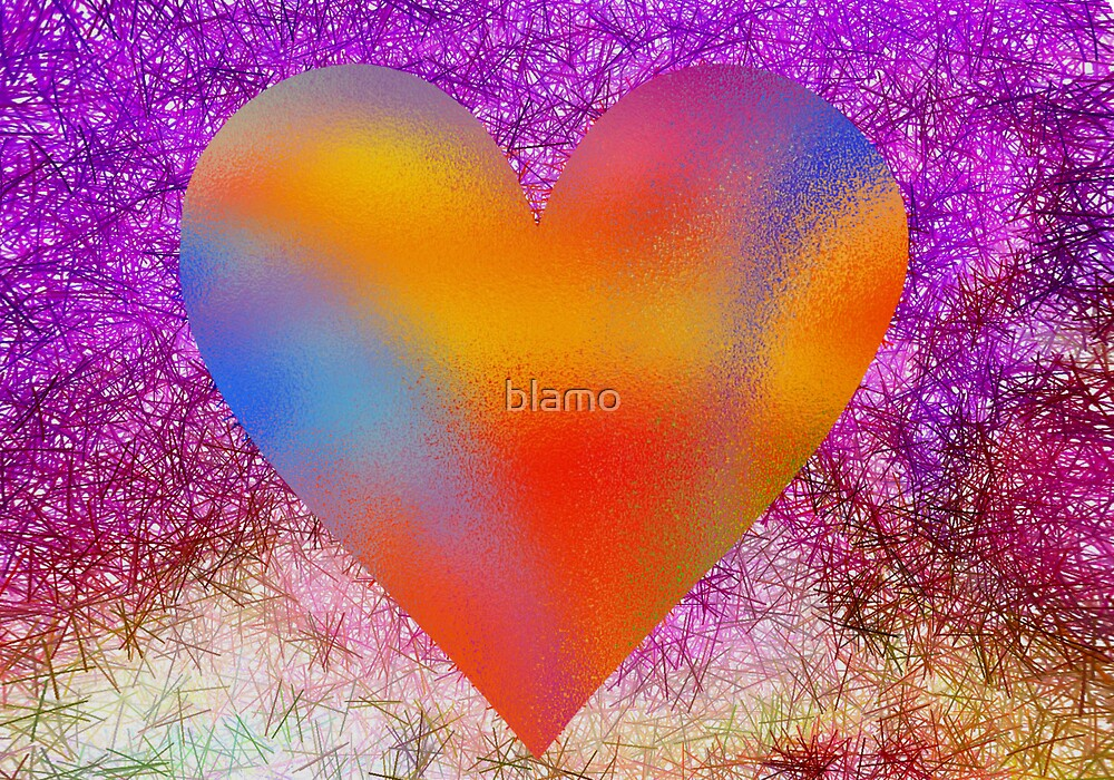 Heart Mirror  by blamo