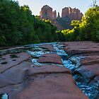 Cathedral Rock - Oak Creek by BGSPhoto