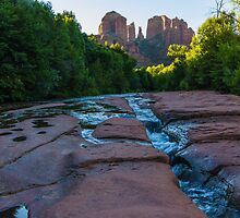 Cathedral Rock - Oak Creek by BGSPhoto