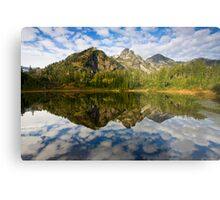 Heaven's Mirror Metal Print