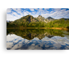 Heaven's Mirror Canvas Print