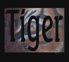 Eye of the Tiger by Diane Giusa