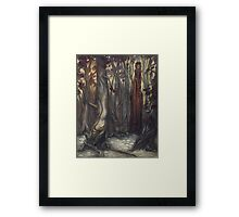 Sylvestris Framed Print