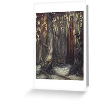 Sylvestris Greeting Card