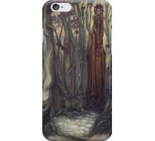 Sylvestris iPhone Case/Skin