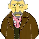 The War Doctor Muppet Style by Qooze