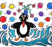 Penguin by soulysart
