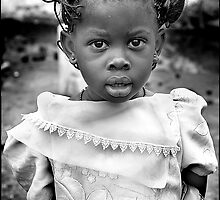 'Burberry Girl' HEAL Africa Hospital, Eastern Democratic Republic of Congo by Melinda Kerr