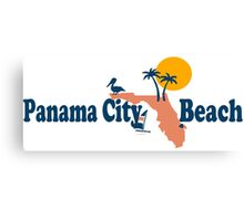 Panama City Beach - Florida. Canvas Print