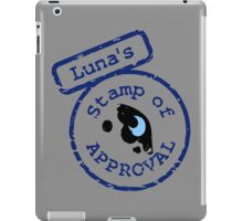 Luna's Stamp iPad Case/Skin