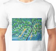 Tree of Life in Green Unisex T-Shirt