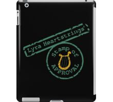 Lyra's Stamp iPad Case/Skin