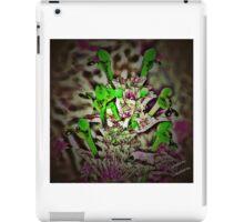 Rainbow Flowers iPad Case/Skin