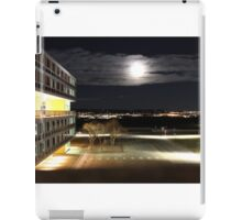 Air Force Academy At Night iPad Case/Skin
