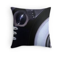 1938 Classic Caddy Reflections Throw Pillow