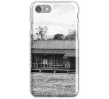Wooden Cottage House iPhone Case/Skin