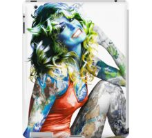 "Title: ""Proud Of What I Have"", Pop Culture Sex Symbol Inspired, Earth Girl iPad Case/Skin"