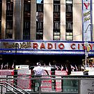 Radio City- colour by Emma  Pettis