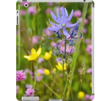 Little Flowers on the Prairie iPad Case/Skin