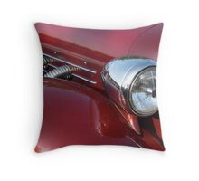1936 Auburn Speedster Detail Throw Pillow