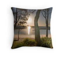 Columbus ya bastad! Throw Pillow