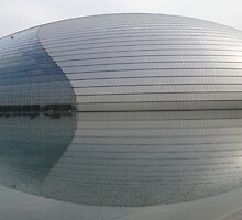 Beijing Opera House (The Egg) by bluemobi