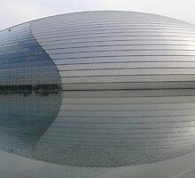 Beijing Opera House (The Egg) by bluemobi