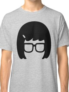 The Girl with the Glasses Classic T-Shirt