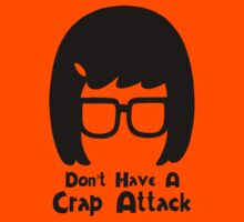 Don't Have a Crap Attack Kids Tee