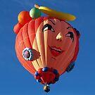 Festival, Balloon Fiesta! by Paul Albert