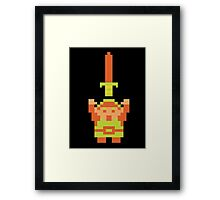 Dangerous To Go Alone Framed Print