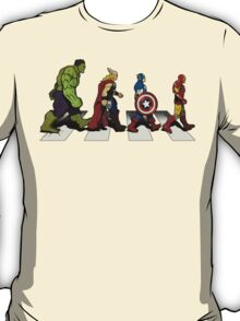 Avenger Road T-Shirt