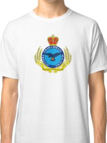 Crest of the Royal Malaysian Air Force Classic T-Shirt