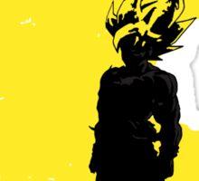 Goku the Super Saiyan Sticker