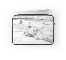 3 RD BEACH AGAIN - JULY 26 2012(C2012) Laptop Sleeve