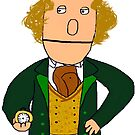 Eighth Doctor Muppet Style by Qooze